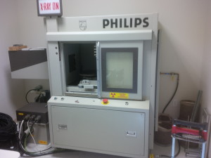 MCRS 2000-1 Philips X-Ray System